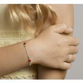 Armband lieveheersbeestje