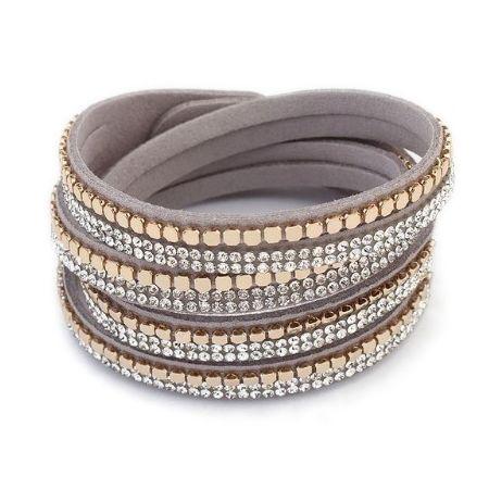 Dames Wikkel Armband